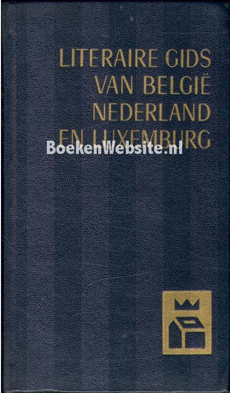 Literaire gids van Belgie, ...