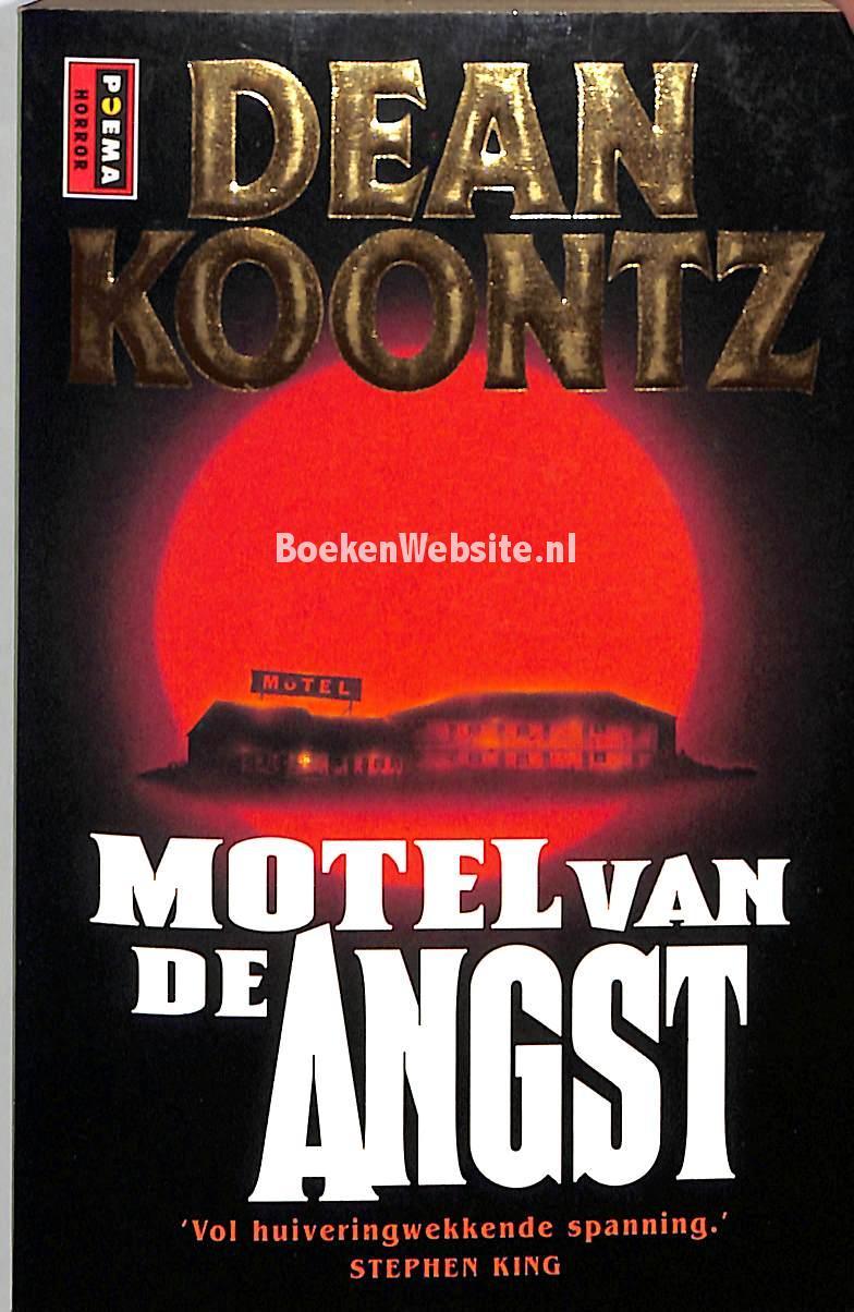 Koontz, Dean - Motel van de angst