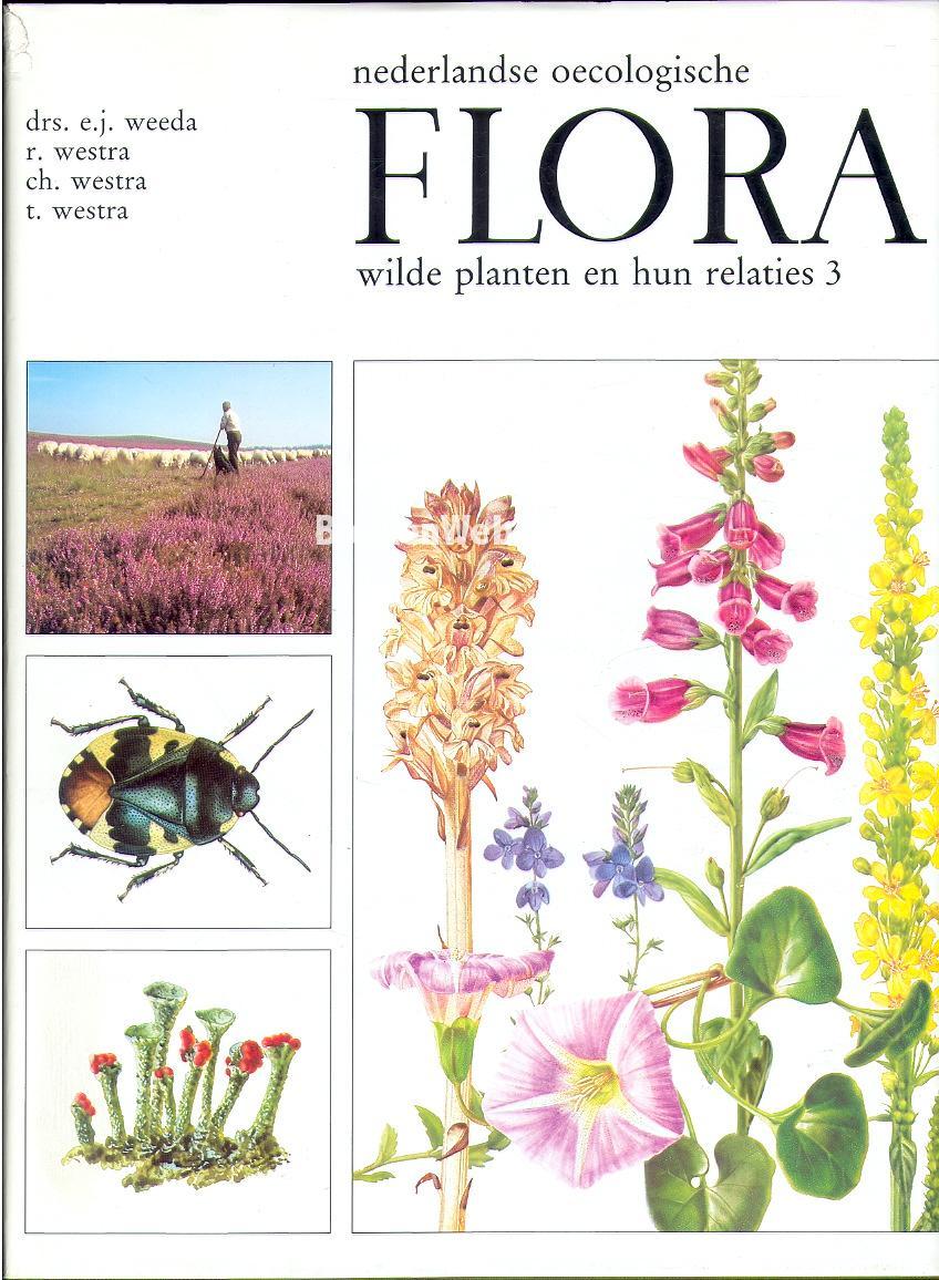 Weeda, E.J. ea. - Nederlandse oecologische Flora 3