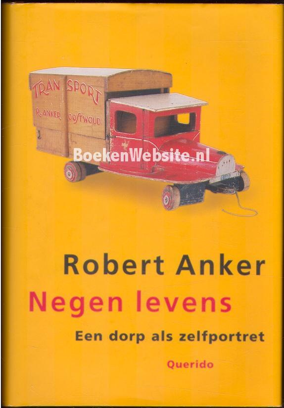 Anker, Robert - Negen levens