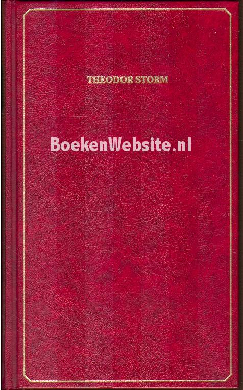 novellen gedichte theodor storm boeken. Black Bedroom Furniture Sets. Home Design Ideas