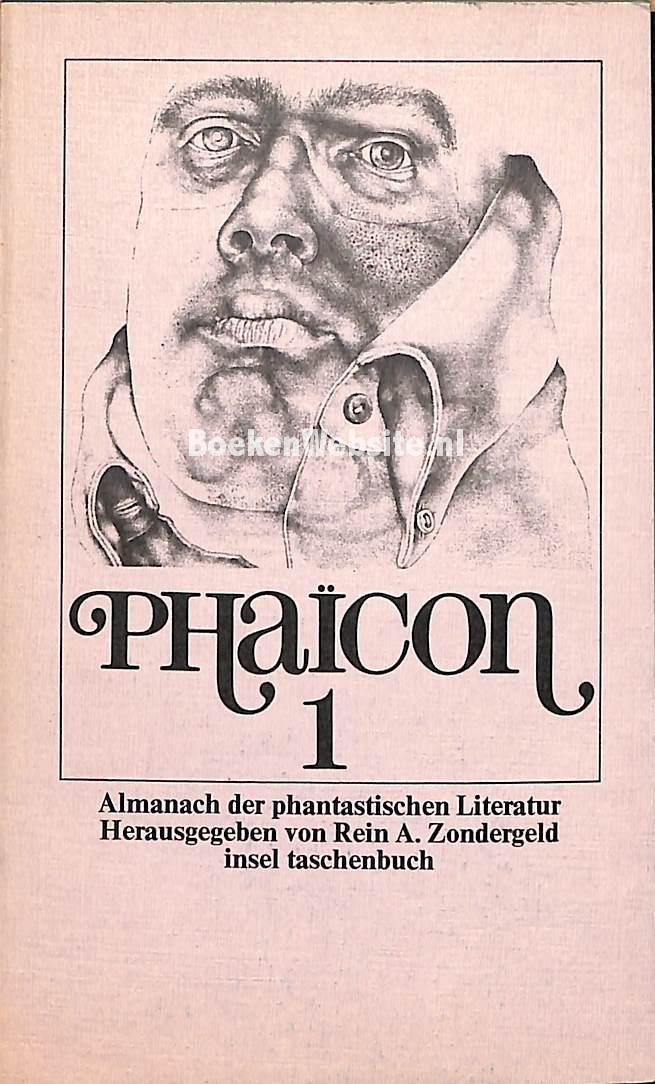 Zondergeld, Rein A. - Phaicon 1
