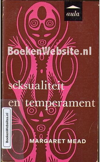 Mead, Margaret - A 0086 Seksualiteit en temperament
