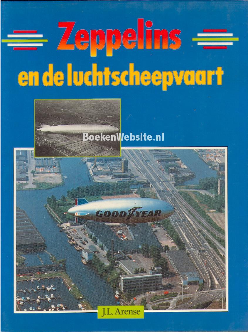 Arense, J.L. - Zeppelins en de luchtscheepvaart